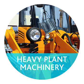 heavy plant machinery